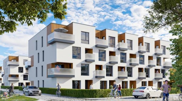 Opole Aleja Witosa; mieszkanie z ogródkiem